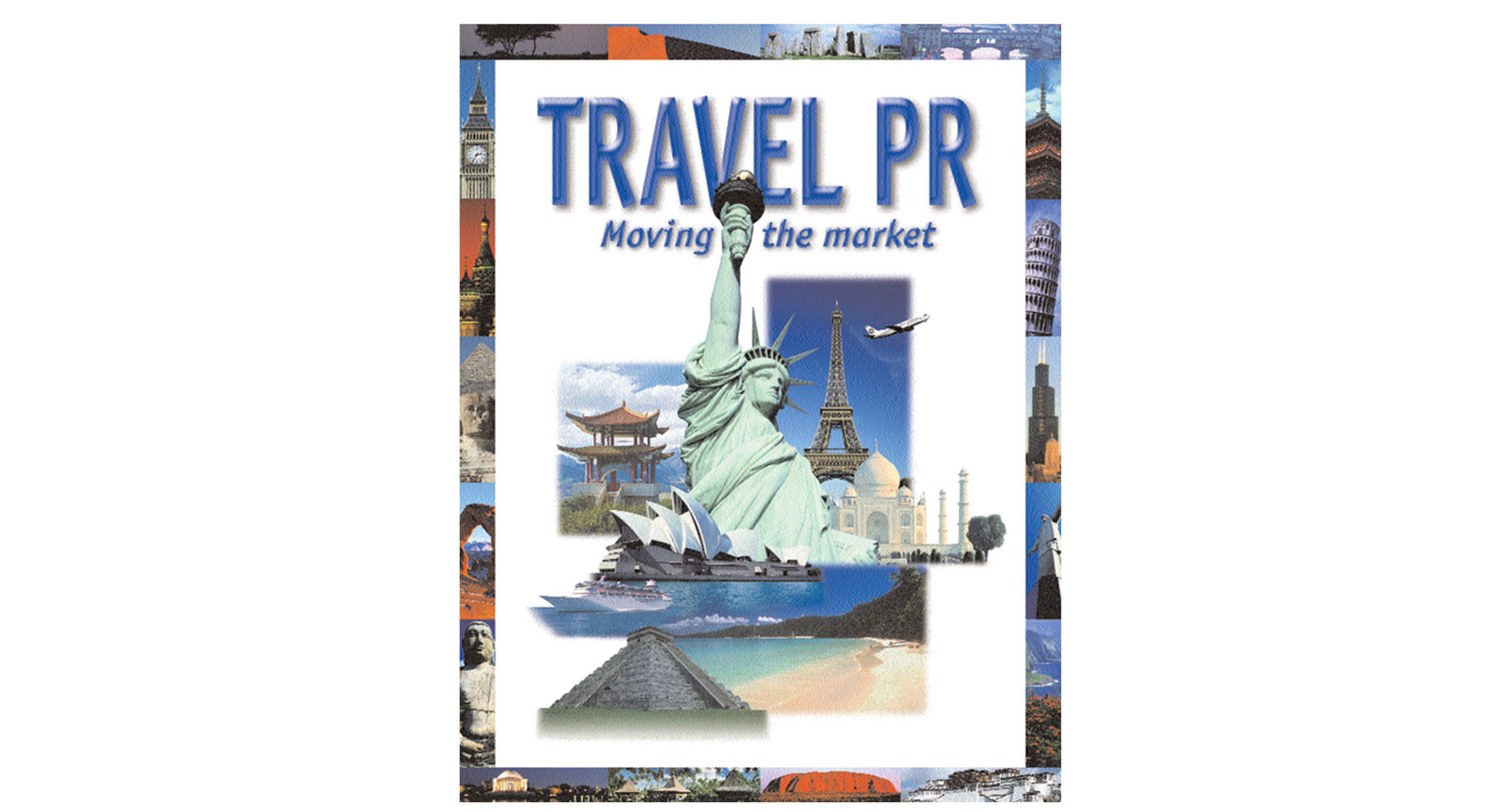 Professional Services travel brochure design